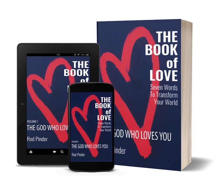 The Book of Love - Pastor Rod Pinder